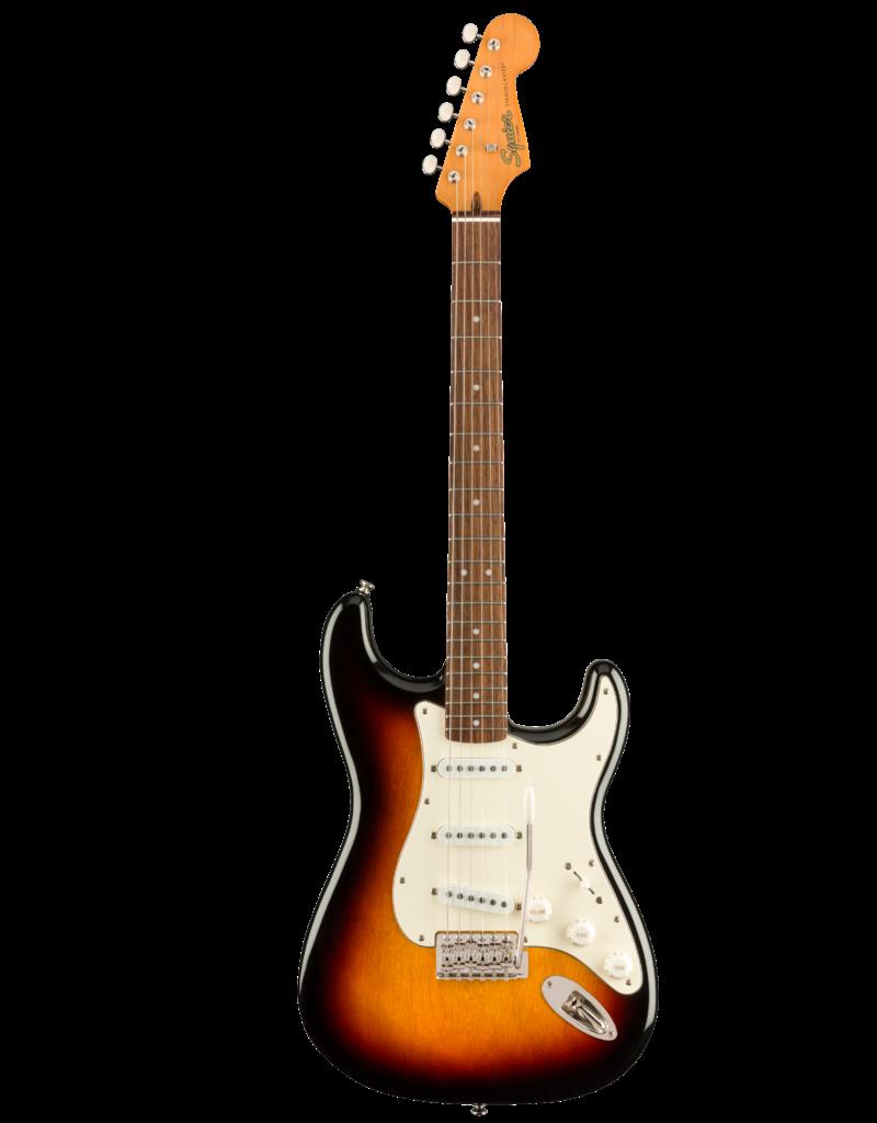 Squier Squier  Classic Vibe '60s Stratocaster, Laurel Fingerboard, 3-Color Sunburst