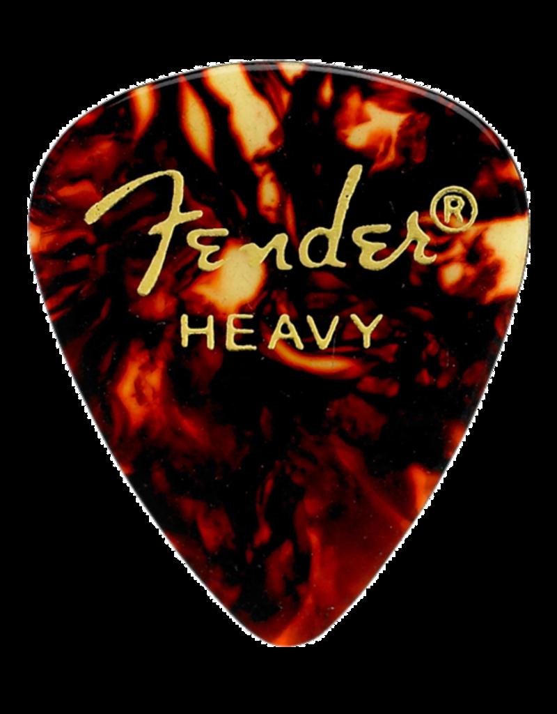 Fender Fender Tortoise Shell, 351 Shape, Heavy (12)