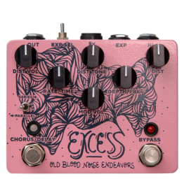 Old Blood Nose Endeavors Old Blood Noise Endeavors Excess Distortion Chorus Delay