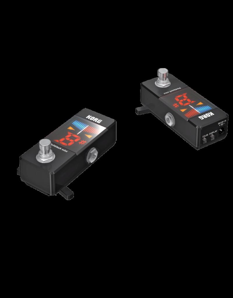 Korg Korg Pitchblack mini Tuner Pedal