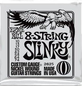 Ernie Ball Ernie Ball Slinky 8-String Nickel Wound Electric Guitar Strings - 10-74 Gauge