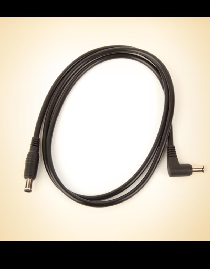 Strymon Strymon DC EIAJ Cable: Straight to Right Angle, 36in.