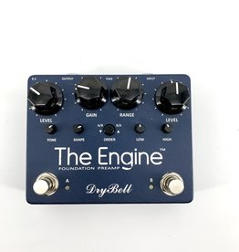 Drybell Used Drybell The Engine Foundation Preamp
