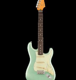 Fender Fender American Professional II Stratocaster®, Rosewood Fingerboard, Mystic Surf Green