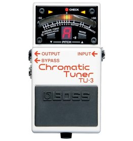 Boss Boss TU-3 Chromatic Tuner Pedal