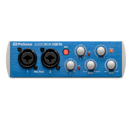 Presonus PreSonus Audiobox 96 Studio Bundle