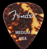 Fender Fender 351 SHAPE WAVELENGTH™ CELLULOID PICKS — 6-PACK