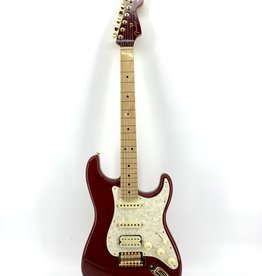 Fender Used Fender Tash Sultana Stratocaster®, Maple Fingerboard, Transparent Cherry