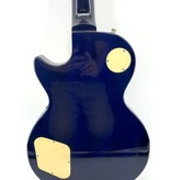 Used Epiphone Les Paul Standard Trans Blue Flame Top