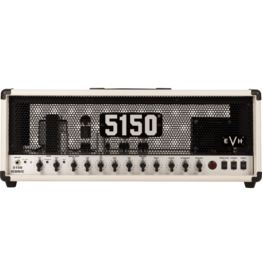 EVH EVH  5150® Iconic® Series 80W Head, Ivory