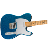 Fender Fender J Mascis Telecaster®, Maple Fingerboard, Bottle Rocket Blue Flake