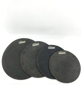 Evans Used Soundoff Drum Mute Pack