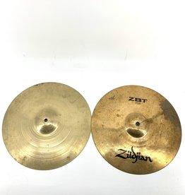 Zildjian Used Zildjian 14in ZBT Hi Hat Pair