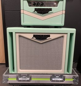 Jackson Ampworks Used Jackson Amp Works Newcastle 30 Head and  Matching Cabinet