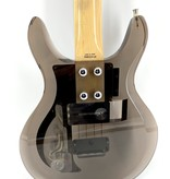 Used Ampeg Dan Armstrong ADA4 Lucite Bass, Black