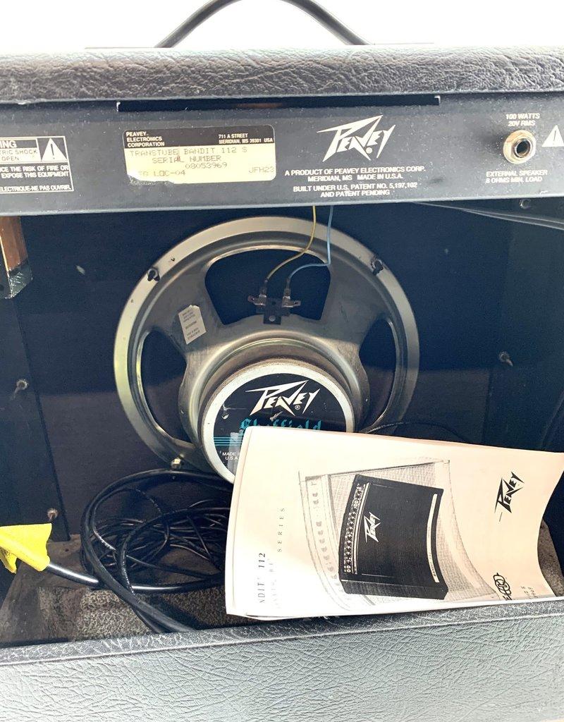 Used Peavy Bandit 112 Guitar Combo Amp