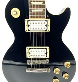Used Gibson Les Paul Standard Electric Guitar, Black