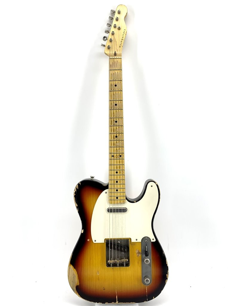 nash Used Nash T-57 Heavy Relic Electric Guitar