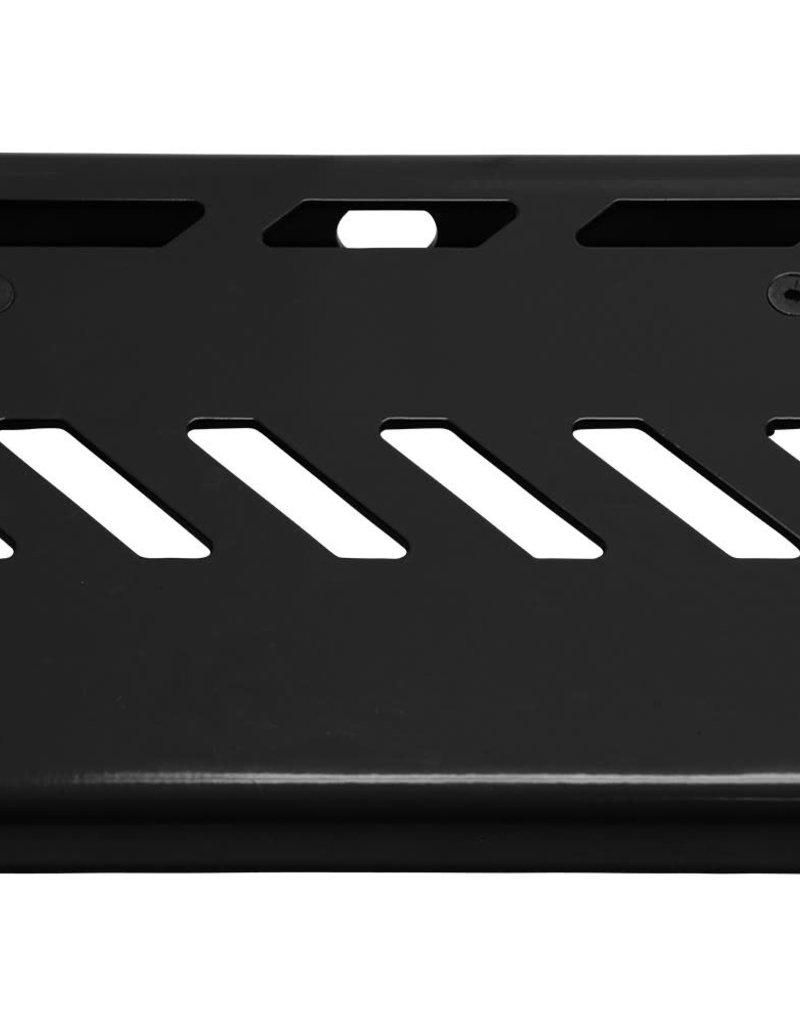 Gator Gator GPB-LAK-1 Small Pedlboard Stealth Black