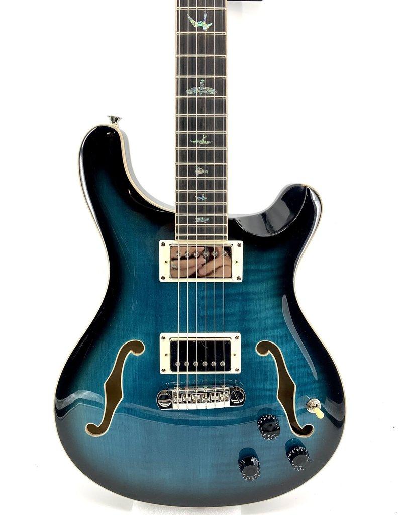 PRS PRS SE Hollowbody II Piezo Peacock Blue