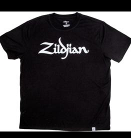 Zildjian ZILDJIAN CLASSIC BLACK LOGO TEE - 2XL