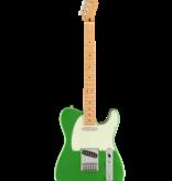 Fender Fender Player Plus Telecaster®, Maple Fingerboard, Cosmic Jade