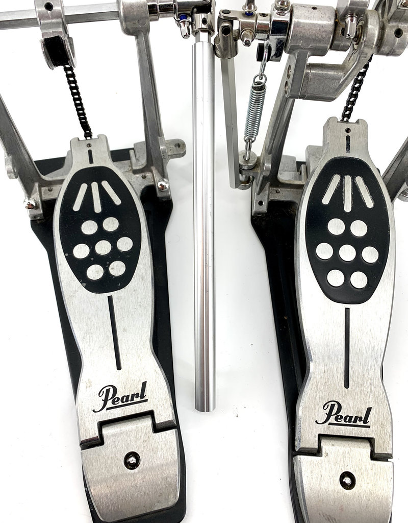 Used  Pearl P922 Powershifter Double Bass Drum Pedal