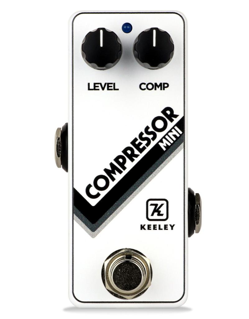 Keeley Keeley Compressor Mini LTD Edition Arctic White