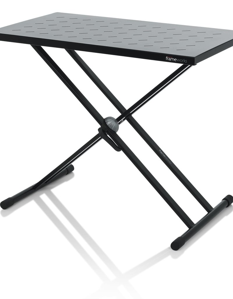 Gator Gator Frameworks GFW-UTL-XSTDTBLTOPSET Utility Table Top with Double-X Stand