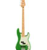 Fender Fender Player Plus Precision Bass®, Maple Fingerboard, Cosmic Jade