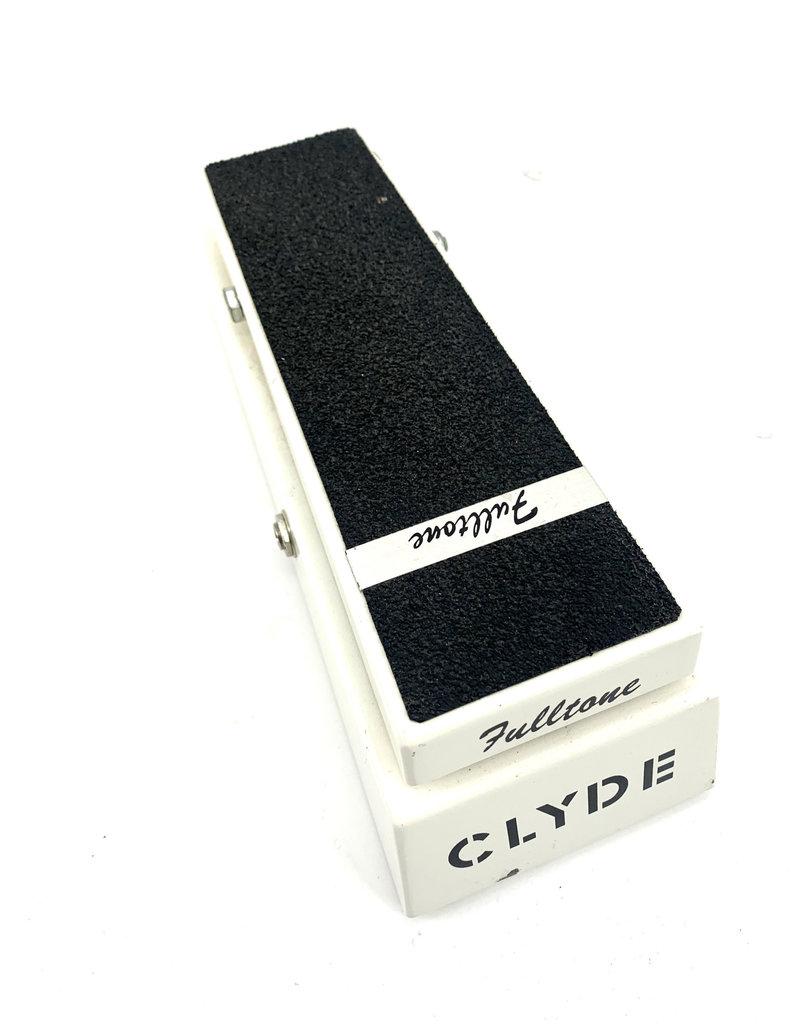 Used Fulltone Clyde Standard Wah Pedal