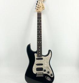Fender Used 2010 Fender Fat Strat HSS, Black
