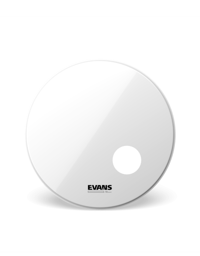 "Evans Evans 22"" EQ3 RES SMTH WHT"
