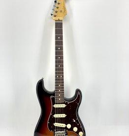Fender Used Fender American Professional II Strat 3 color burst rosewood