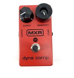 MXR Used MXR Dyna Comp M-102 Compressor Pedal