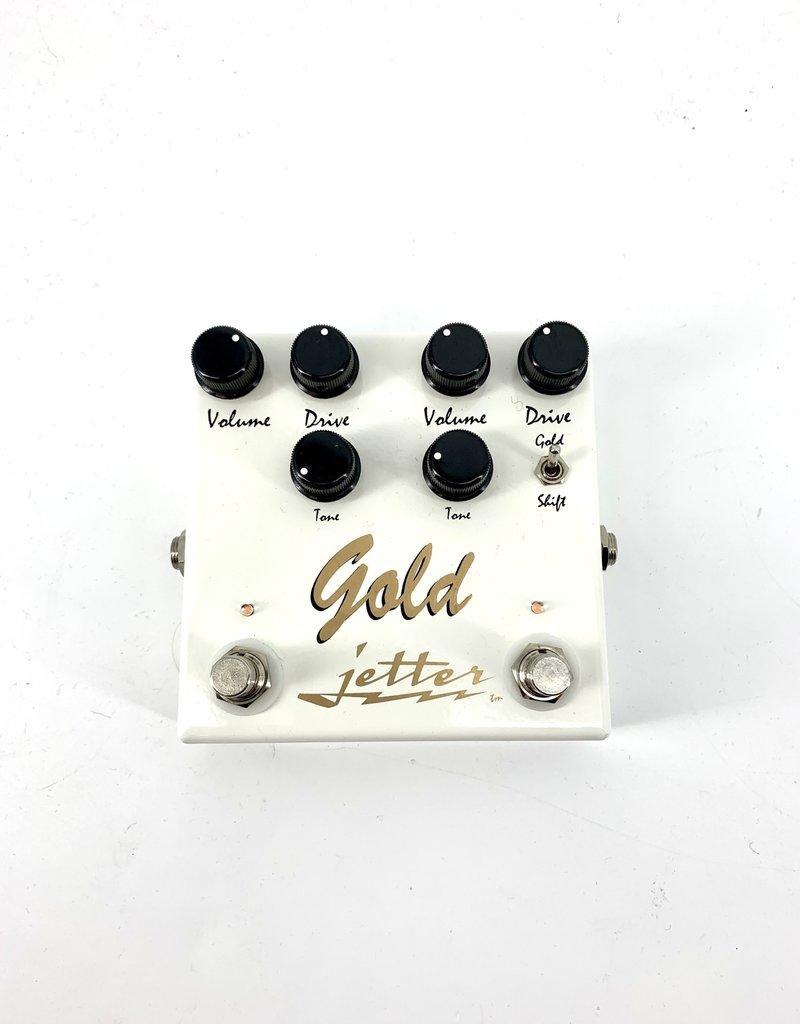 Jetter Used Jetter Gold Standard Overdrive Pedal