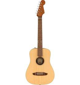 Fender Fender Redondo Mini Acoustic Guitar, Natural