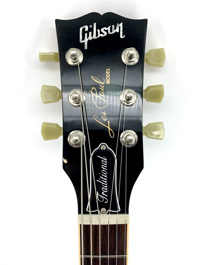 Used 2019 Gibson Les Paul Traditional, Tobacco Sunburst