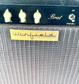 Winfield Amplification Used Winfield Amplification The Brat 14w Combo Amp