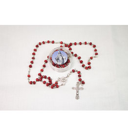 OLOP Rose Scented Rosary small size