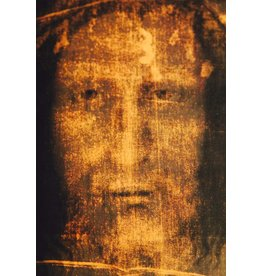 Holy Face Prayer Card