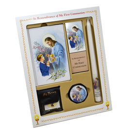 Good Shepherd edition First Mass Book Deluxe Boy Set