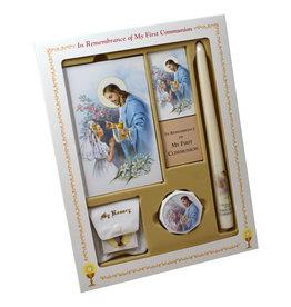 Good Shepherd edition First Mass Book Deluxe Girl Set
