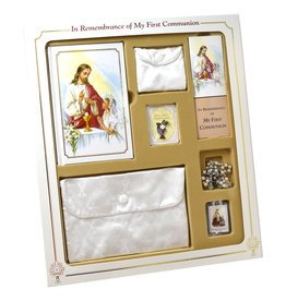 Sacred Heart Edition First Mass Book (Cathedral) Premier Set