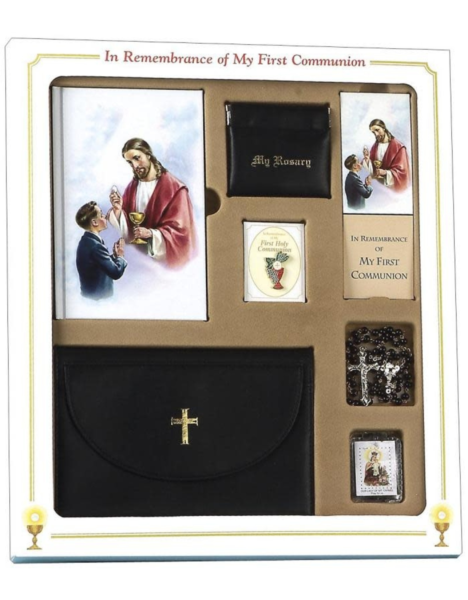 Sacred Heart Edition First Mass Premier Boxed Set Boy