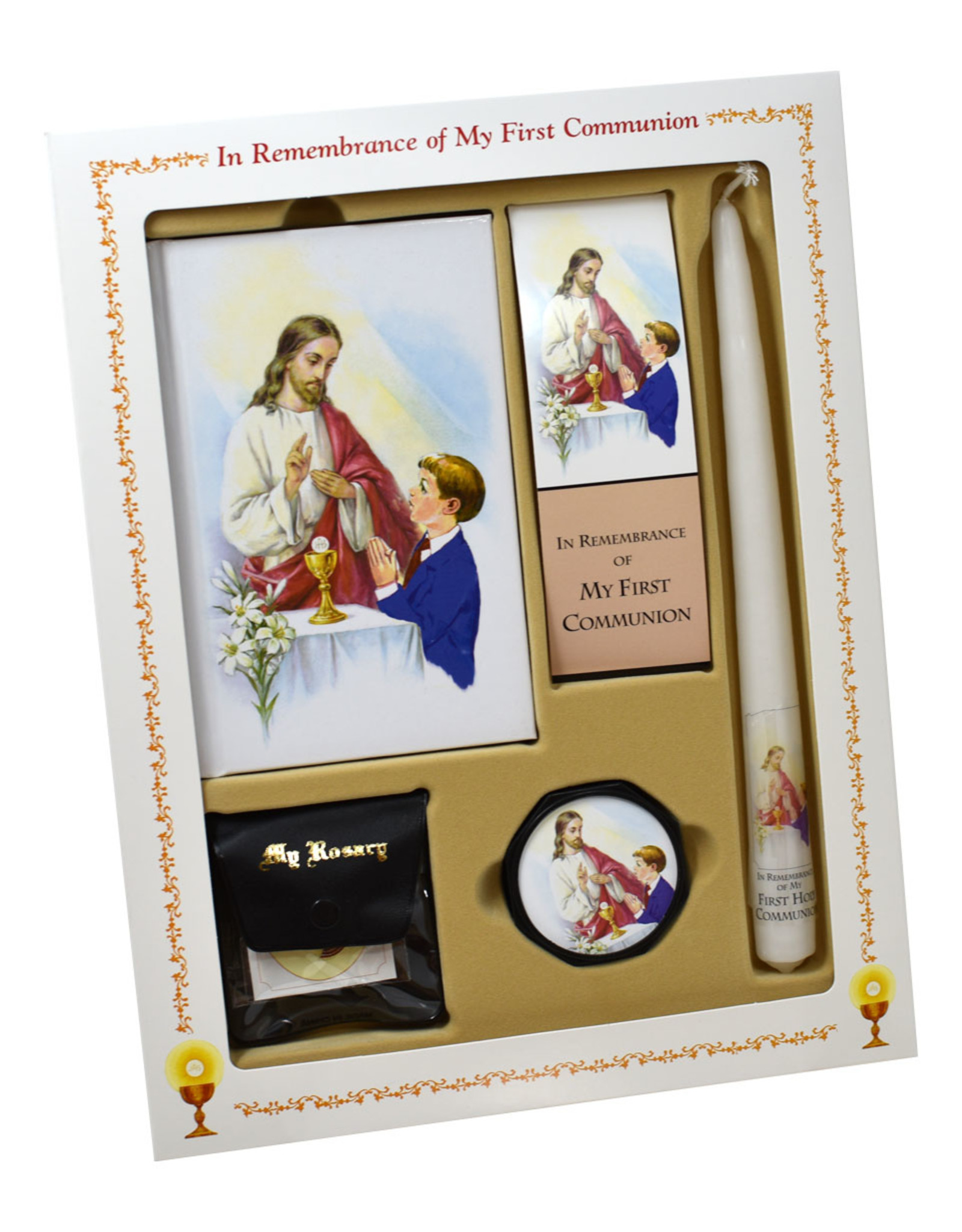 FC Boy Cathedral Deluxe Set