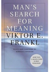 Frankl, Viktor Man's Search for Meaning