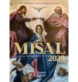 2020 Misal Ciclo A