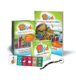 Great Adventure Kids Pack