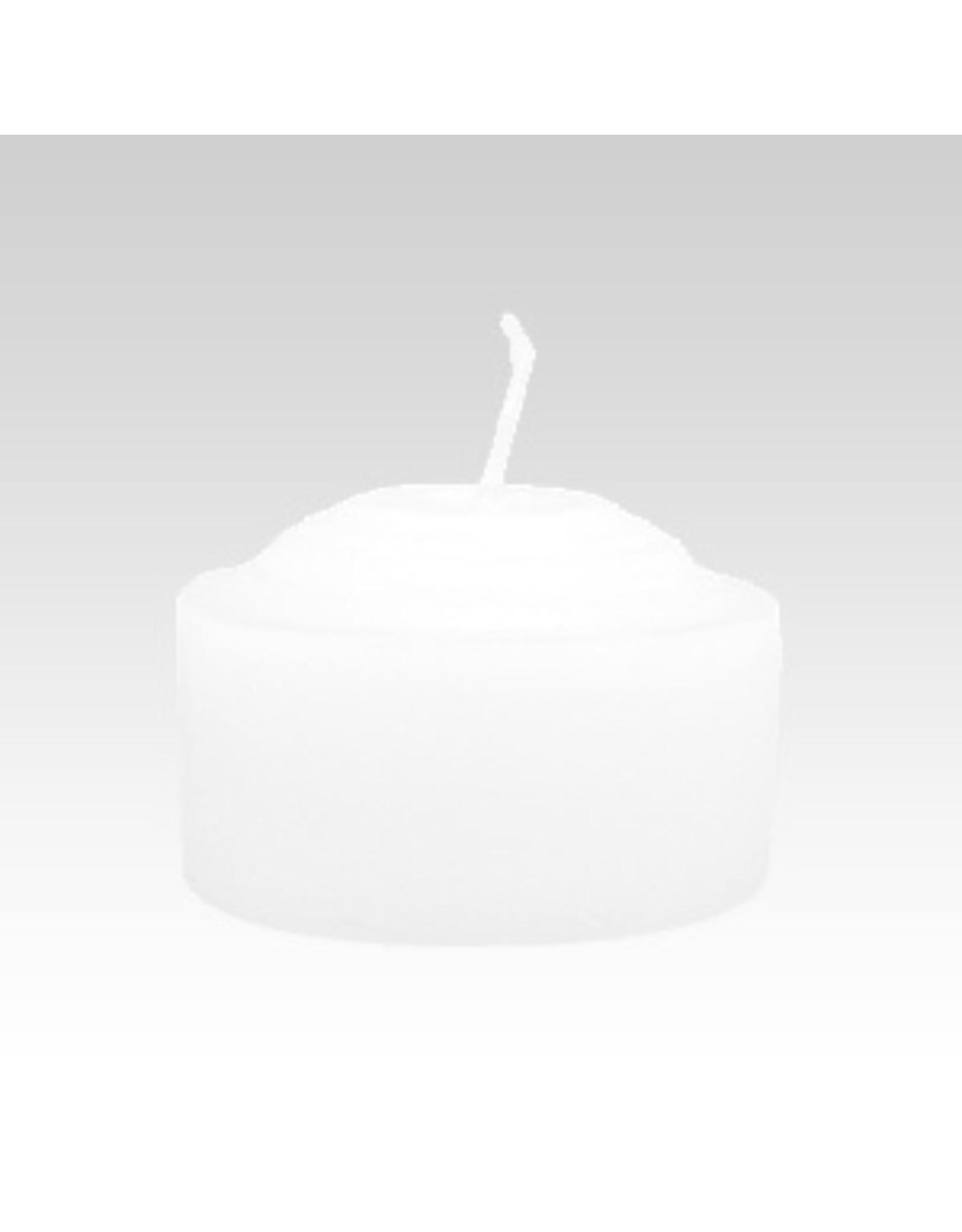 8-Hour Unscented Votive Candles (72/box)